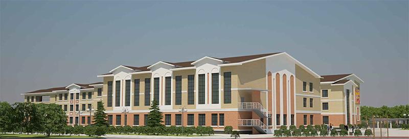 «Школу XXI века» строят для крымских детей, фото-1