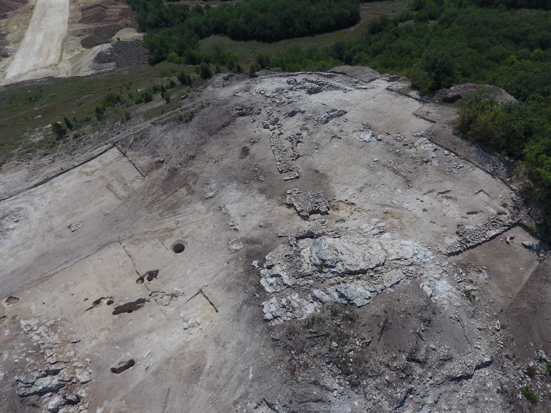 ВКрыму провели исследование позднескифской крепости взоне возведения дороги «Таврида»